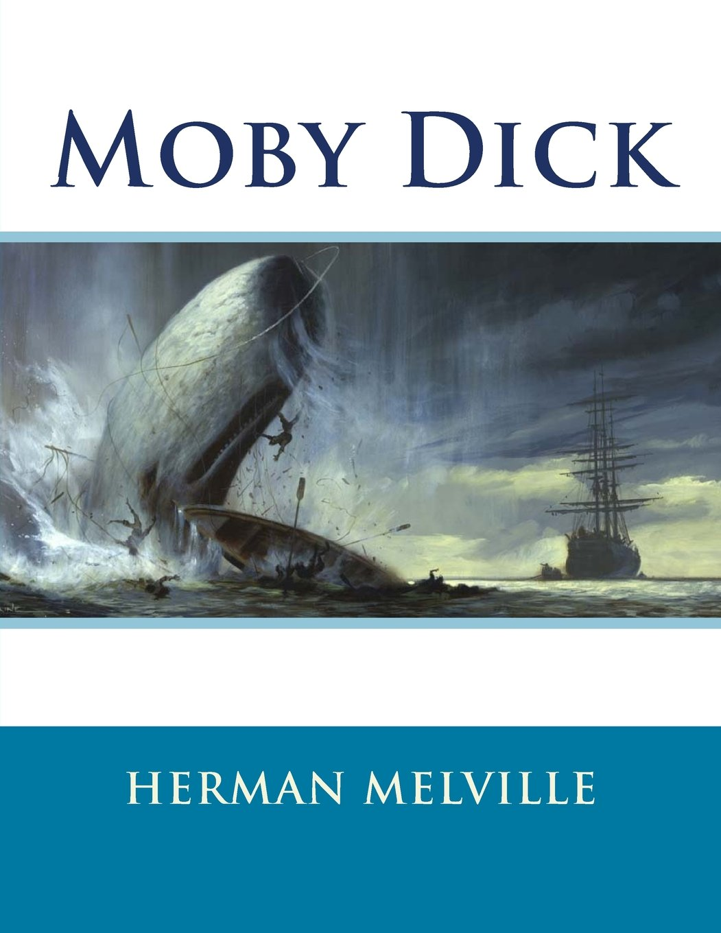Moby Dick Tapa blanda – 13 oct 2015 Herman Melville Createspace Independent Pub 1518603769 Action & Adventure