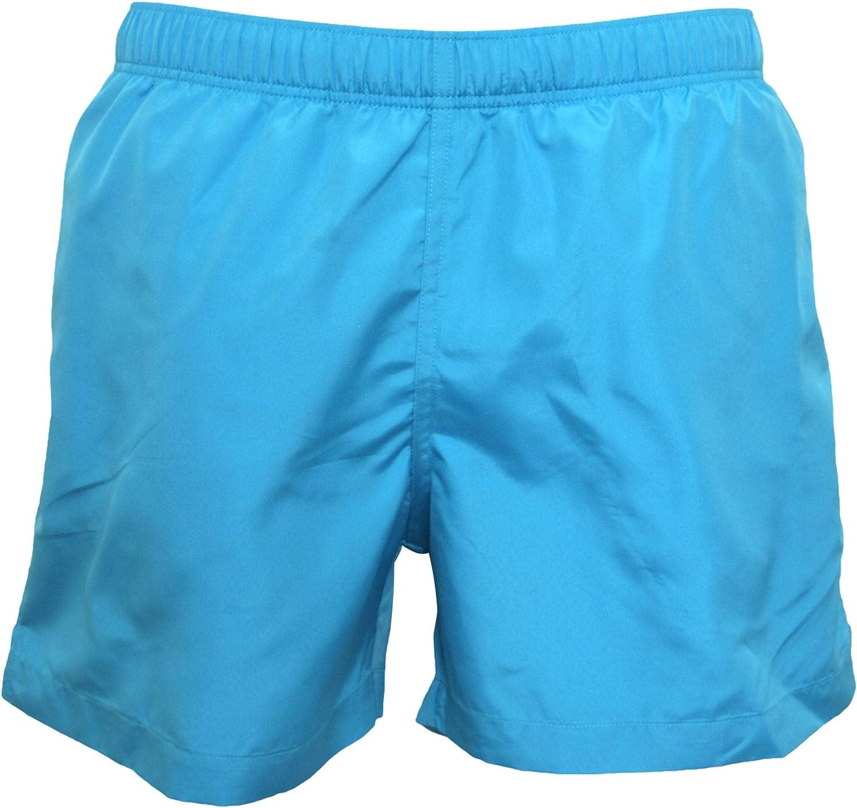 Rosso Jockey Spiaggia Nautica A Righe Pantaloncini da Bagno Maschile