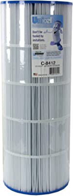 Unicel C8412 120 Sq. Ft. Swimming Pool & Spa Replacement Filter