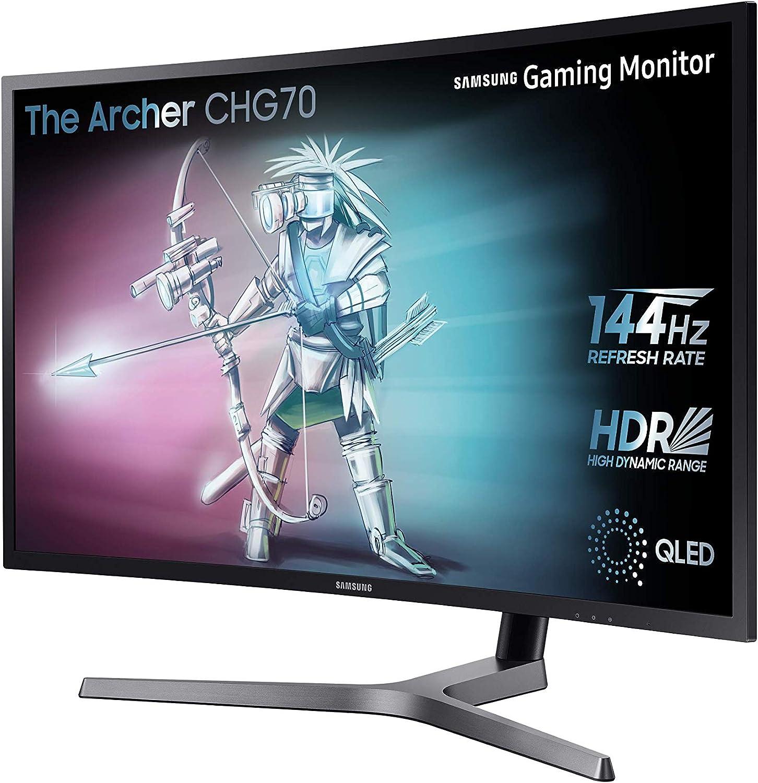Samsung C32HG70 - Monitor para PC (80 cm, 31.5
