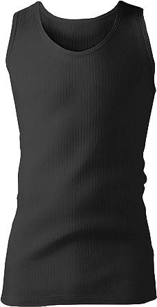 HEAT HOLDERS - Hombre Algodon Invierno Camiseta Termica Sin Mangas: Amazon.es: Ropa y accesorios