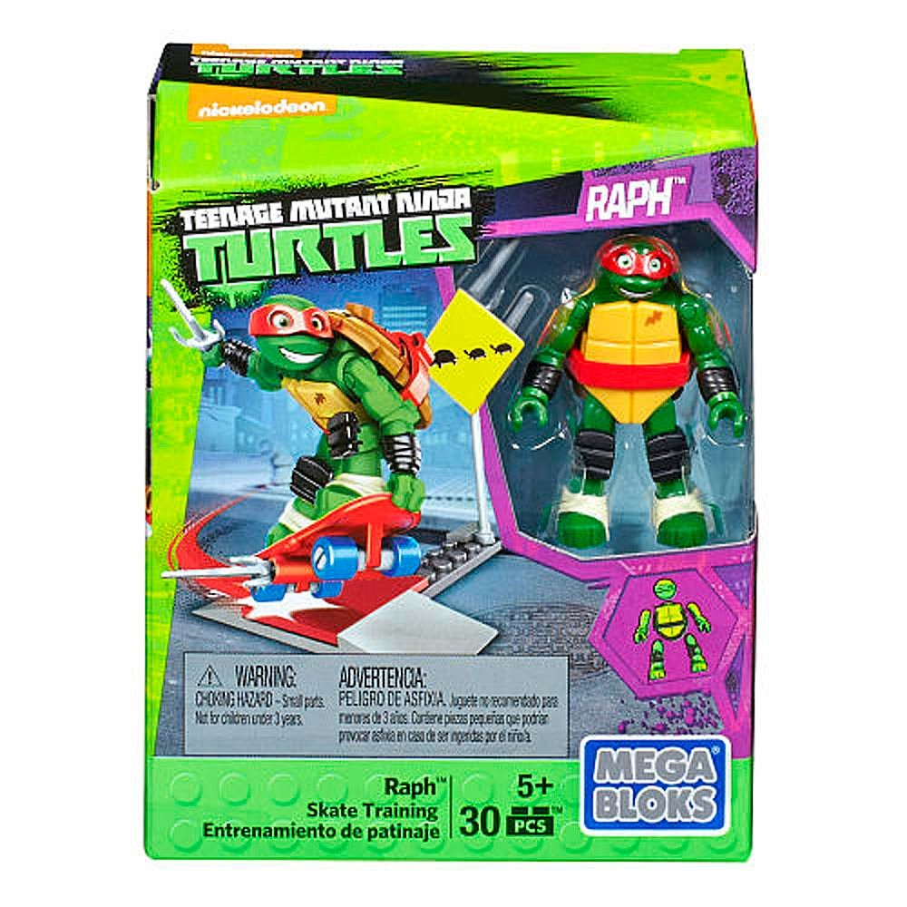 Megabloks - Tortugas Ninja - Entrenamiento Callejero