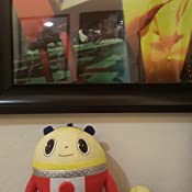 Great Eastern Persona 4 Teddie Kuma 8 Stuffed Plush Japan VideoGames GE-87520