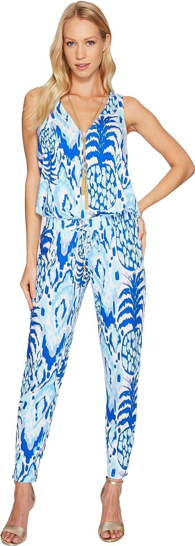 3b9dd5876330 Amazon.com  Lilly Pulitzer Womens Paulina Jumpsuit  Clothing
