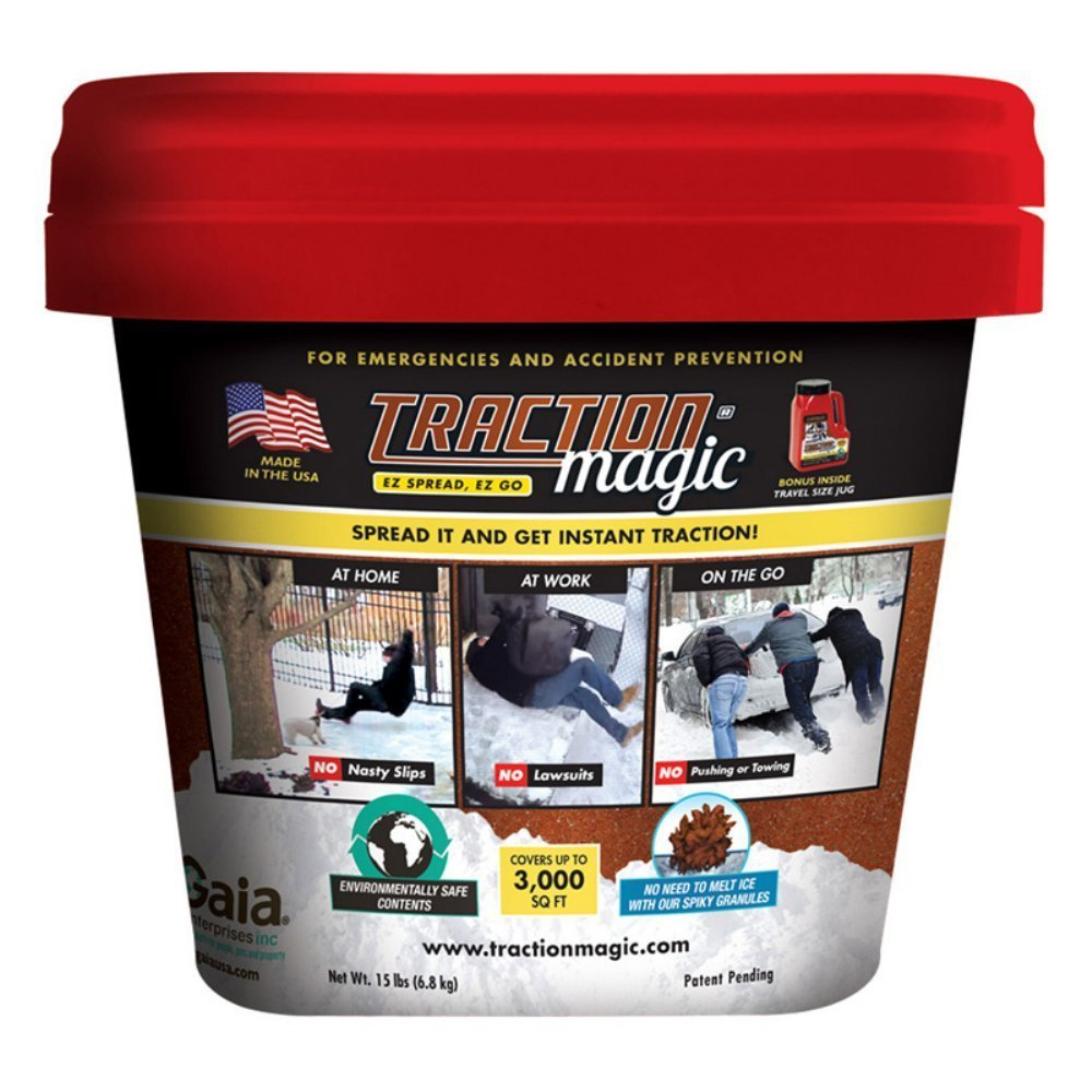 Traction Magic 15 Lbs From the Makers of Safe Paw