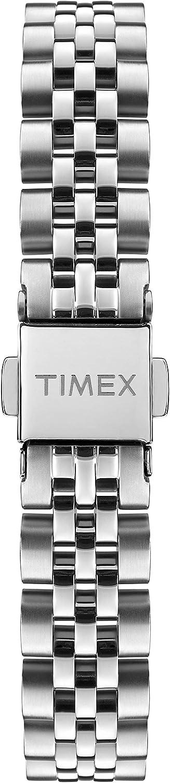 Timex Women's Model 23 33mm Watch Silver-Tone