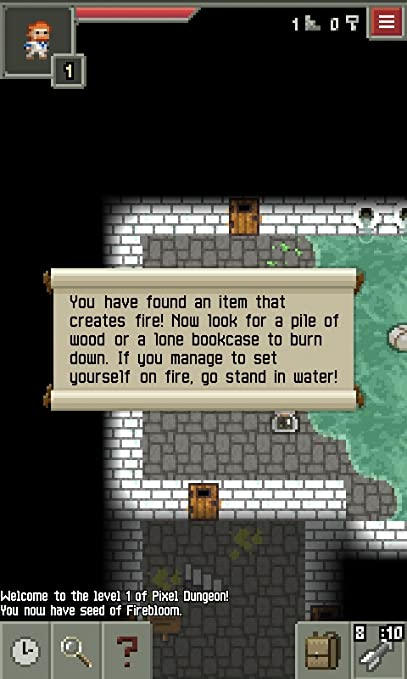 Amazon com: Your Pixel Dungeon: Appstore for Android