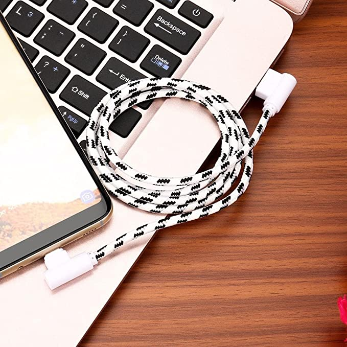 Amazon.com: YJYdada 1M USB Type C Cable USB 2.0 to USB Type-C Fast Charging & Sync Data Cable (White): Cell Phones & Accessories