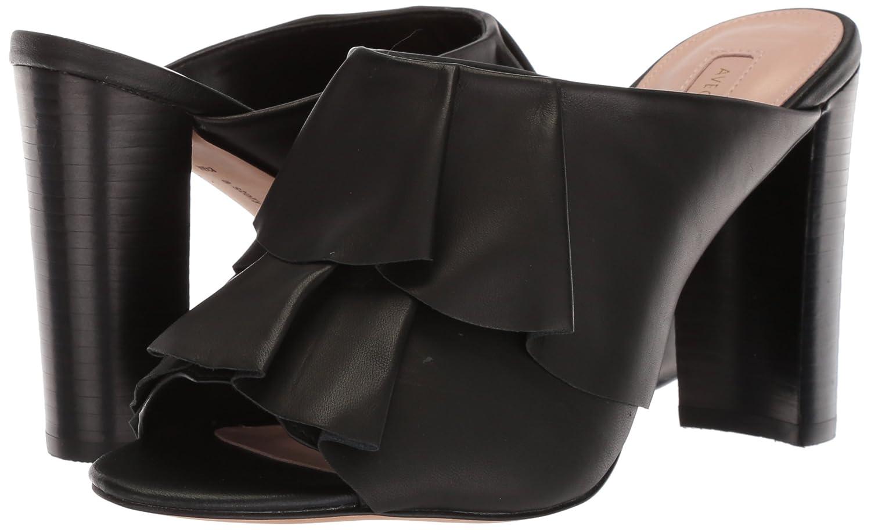 Avec Sandal Les Filles Women's Mallory Heeled Sandal Avec B0757CYLLY Heeled 52496d