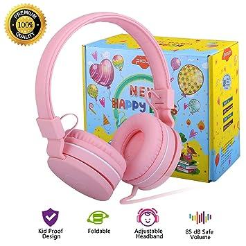 Casque Audio Enfant Anti Bruit Emooqi écouteurs Pour Enfants 85db