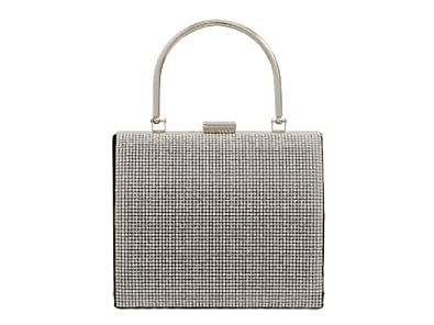 Ladies Retro Sequined Envelope Clutch Bag Geometric Evening Bag Handbag KK2267
