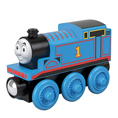 Thomas & Friends Fisher-Price Wood, Thomas: Toys & Games