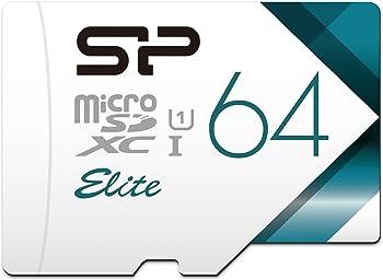 Silicon Power 64GB MicroSD Card