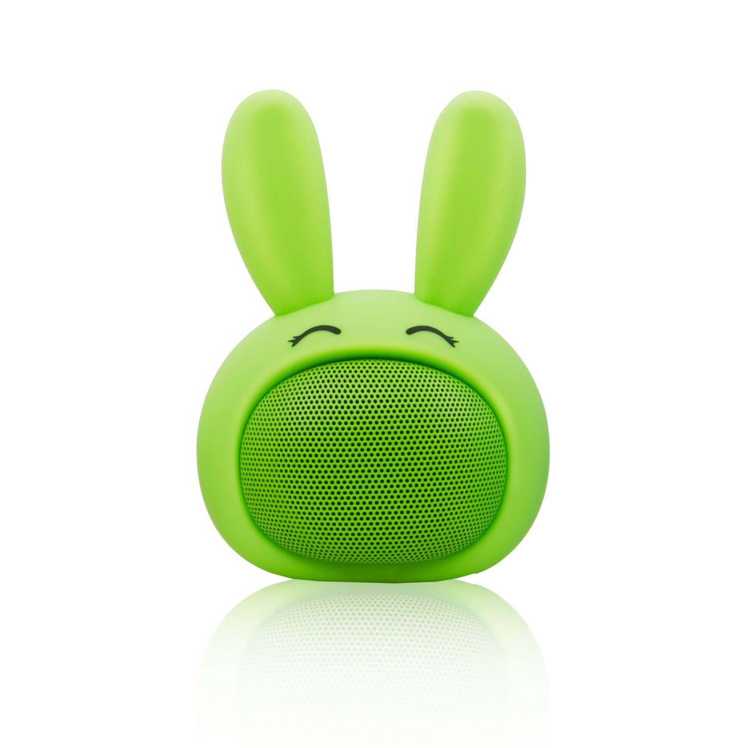 Parlante Bluetooth Mini Wireless Portable Cute Bunny con Squ