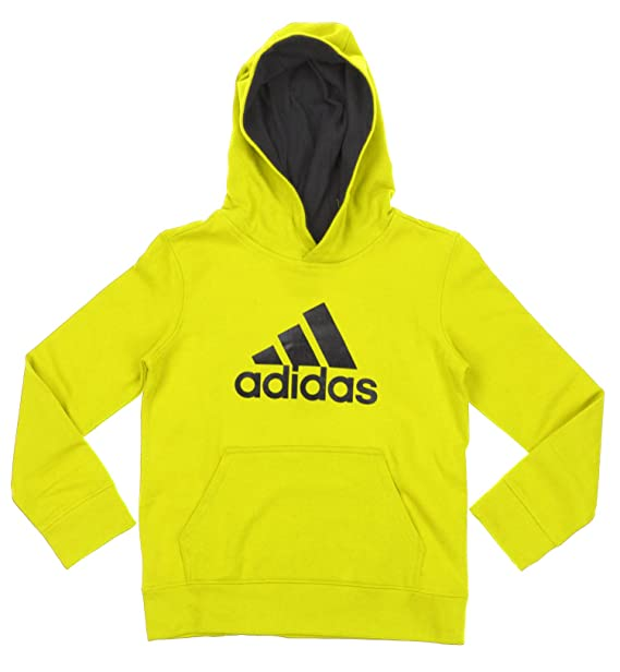 attractive price sports shoes various design adidas Big Boys Youth Game Ready Pullover Fleece Hoodie, Color Options