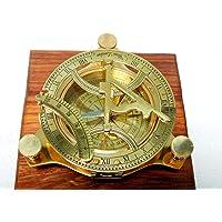 Brújula RIRHTAJUS de 4 cm de latón