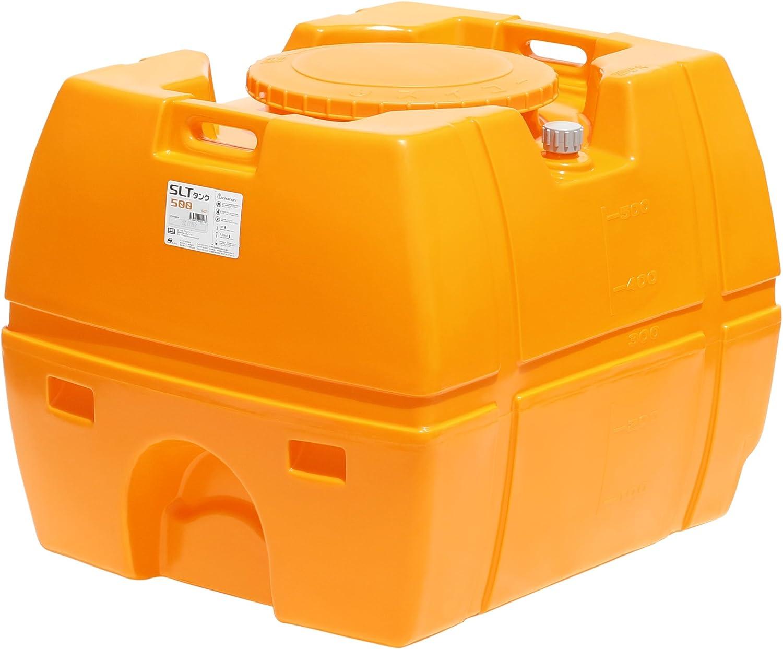 スイコー スーパーローリータンク 500L (オレンジ) B00USNI1J6 22820