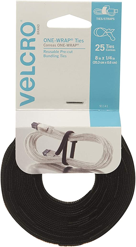 40 x cable velcro velcro 300 x 20 mm Neon Yellow FK Velcro Cable Ties Velcro Straps