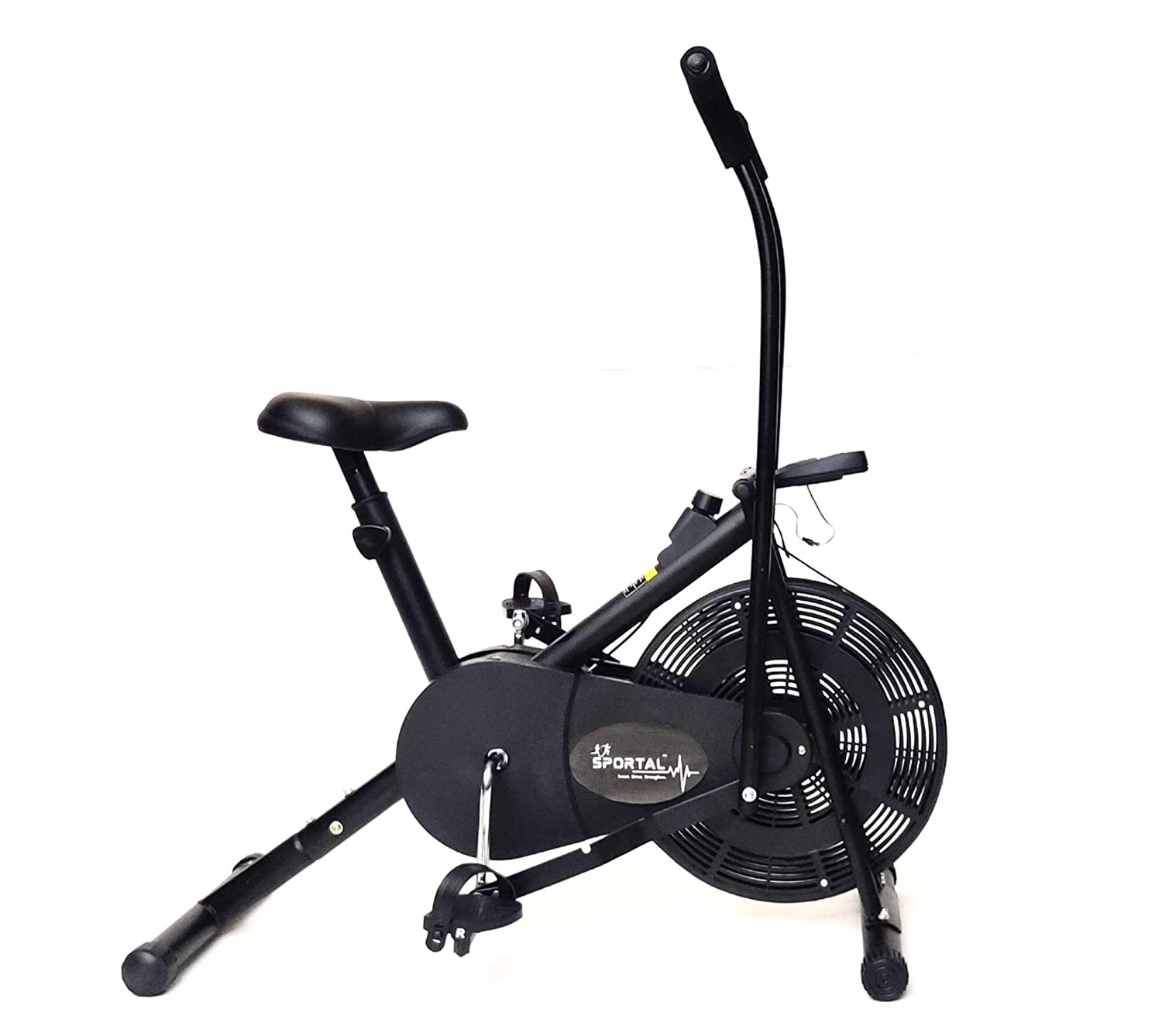 SPORTAL Air Bike Exercise Home Gym Cycle