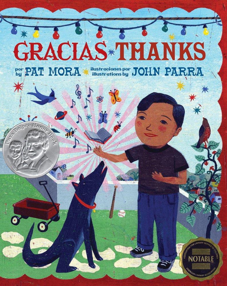 Gracias / Thanks (English and Spanish Edition) PDF ePub ebook