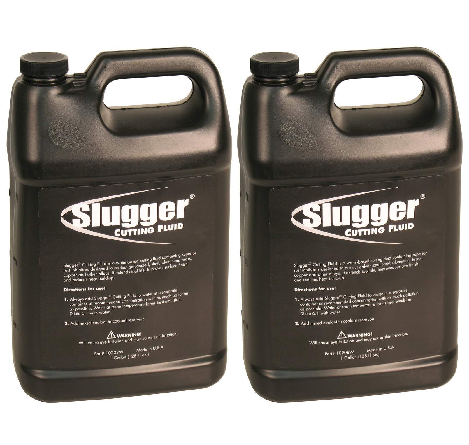 Jancy Slugger 10208W 1 Gallon Water Soluable Cutting Fluid (Twо Pаck)
