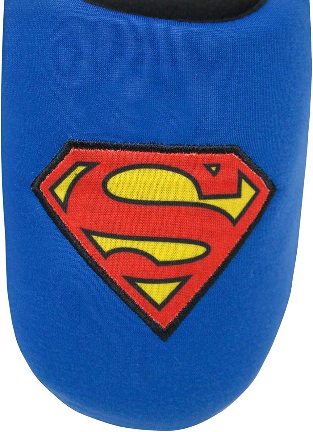 Superman DC Comics Men's Blue Slippers