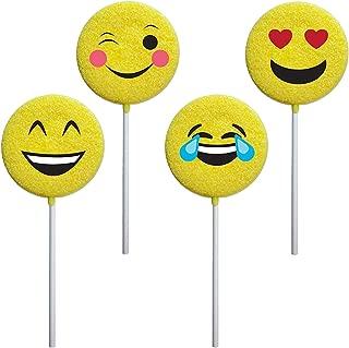 product image for Emoji Lollipop Assortment (24 Count)