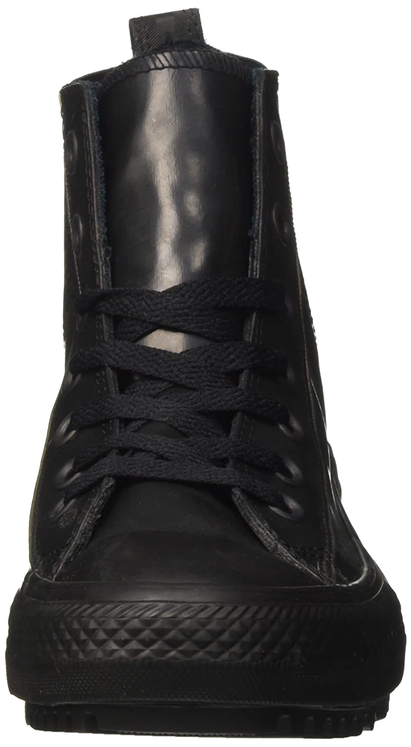 Converse Women's Chuck Taylor Boot All Star Rubber Chelsee Boot Taylor B0193WYTZW 7.5 B(M) US|Black b06f26