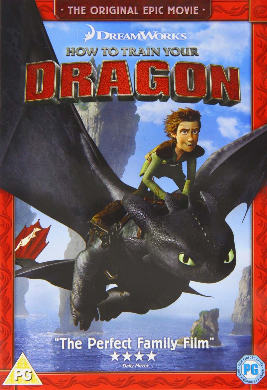 Amazon Com How To Train Your Dragon 2010 Jay Baruchel Gerard Butler Movies Tv