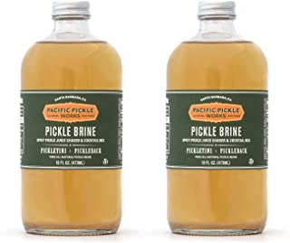 product image for Pickle Brine (2-pack) - Spicy pickle juice 16oz