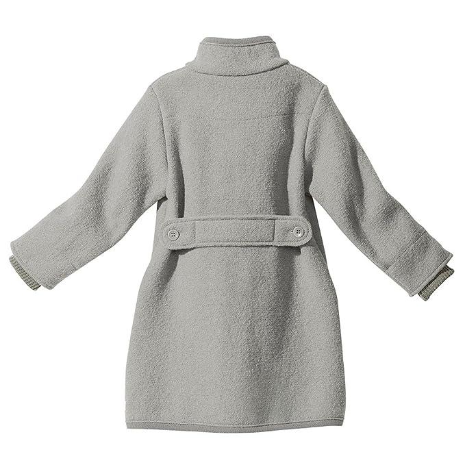 Cappotto bimba in lana cotta - col. grigio  Amazon.it  Abbigliamento e73bfae7c8a