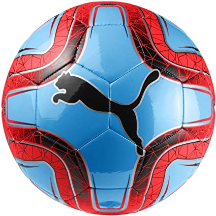 ba03df50b Amazon.com : Puma Final 6 MS Trainer Soccer Ball : Sports & Outdoors
