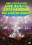 ナオト・インティライミ LIVE キャラバン 2013 @ ARENA Nice catch the moment! [DVD]