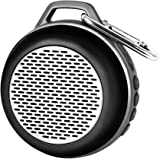Mobo Bocina Bluetooth Alcance 10m Clip de Sujecion Lector Micro SD Radio FM