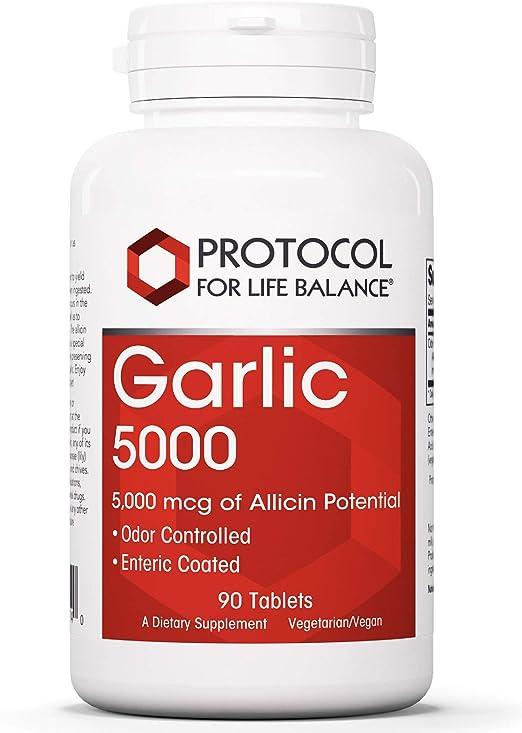 allicin max 90 capsules garlic