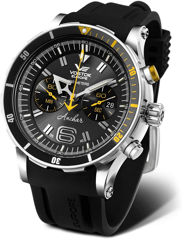 Vostok Europe Reloj para Hombre 6S21-510A584