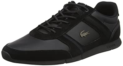 fcdb6e1d9 Lacoste Men s Menerva 118 1 Cam Trainers  Amazon.co.uk  Shoes   Bags