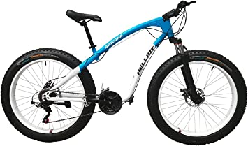 Helliot Bikes Arizona Fat Bike Bicicleta de Montaña, Adultos Unisex ...