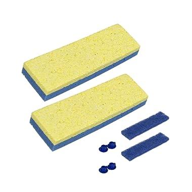 Quickie Sponge Mop Refill 3   X 9   type S (2 Packs)
