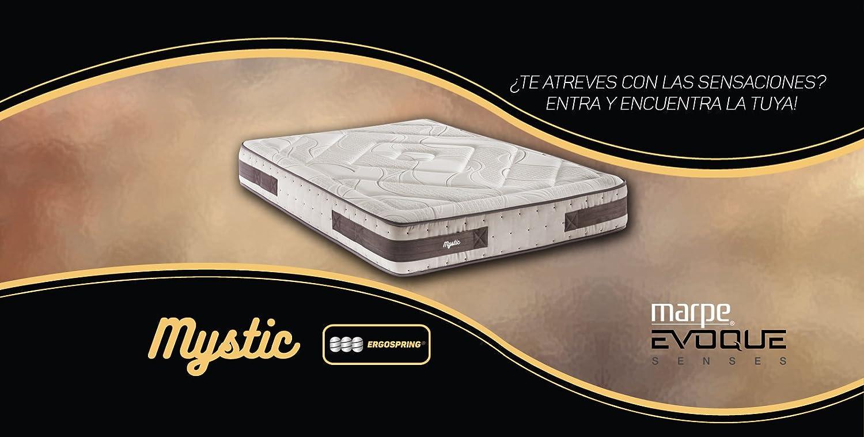 Colchón Mystic, con Visco FormAdapt® y Sistema ErgoSpring® (150X190): Amazon.es: Hogar