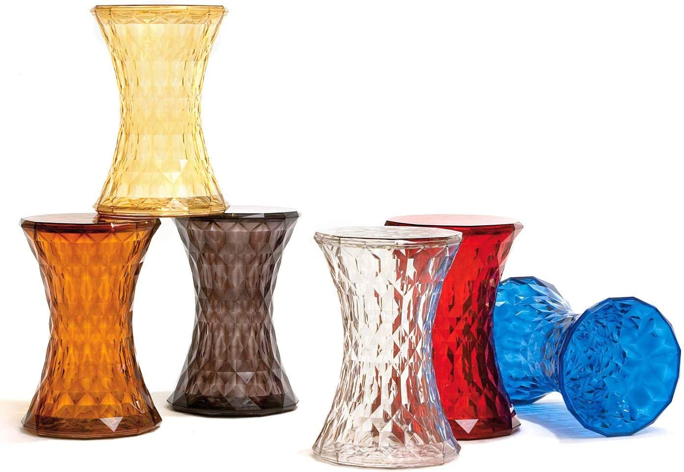 5 kg Color /ámbar D : Altura 30 x 45 cm Aproximadamente 2 Otomana Kartell 8800SA