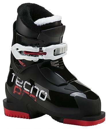 Tecnopro Kinder T40-1 Skistiefel, Schwarz, 20