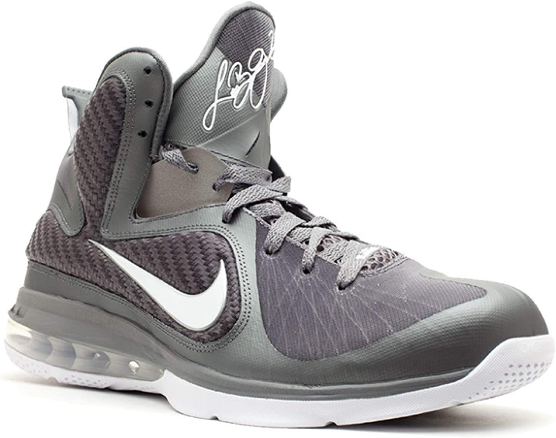 Nike Lebron 9 Cool Grey/White Metallic