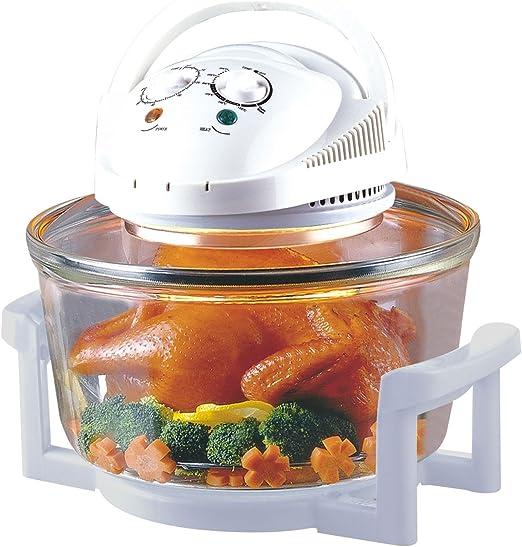 Sentik's 12 Litre Premium Halogen Oven - Time-Saver