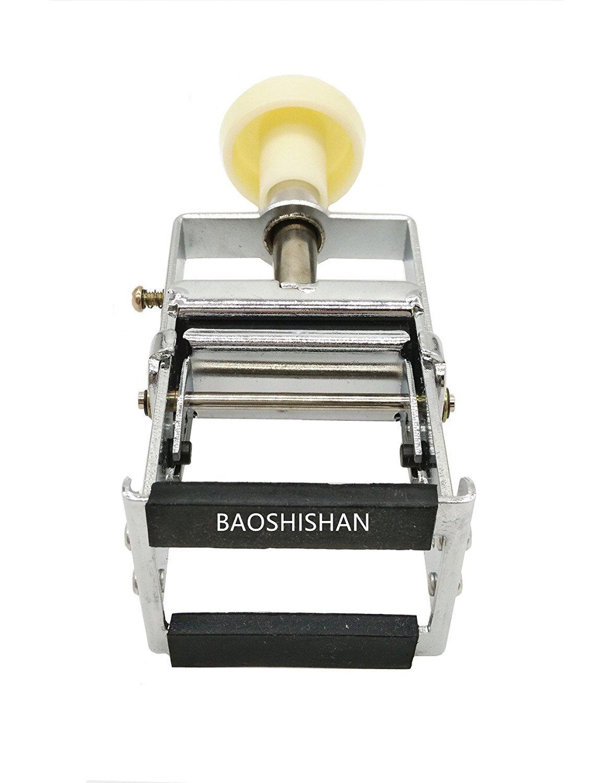 BAOSHISHAN Manual Hand Operated Ink Printer Coding Machine Date Coder Printing Machine