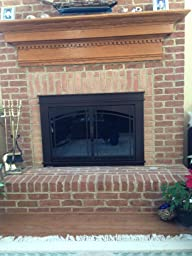Amazon Com Pleasant Hearth Fn 5700 Fenwick Fireplace