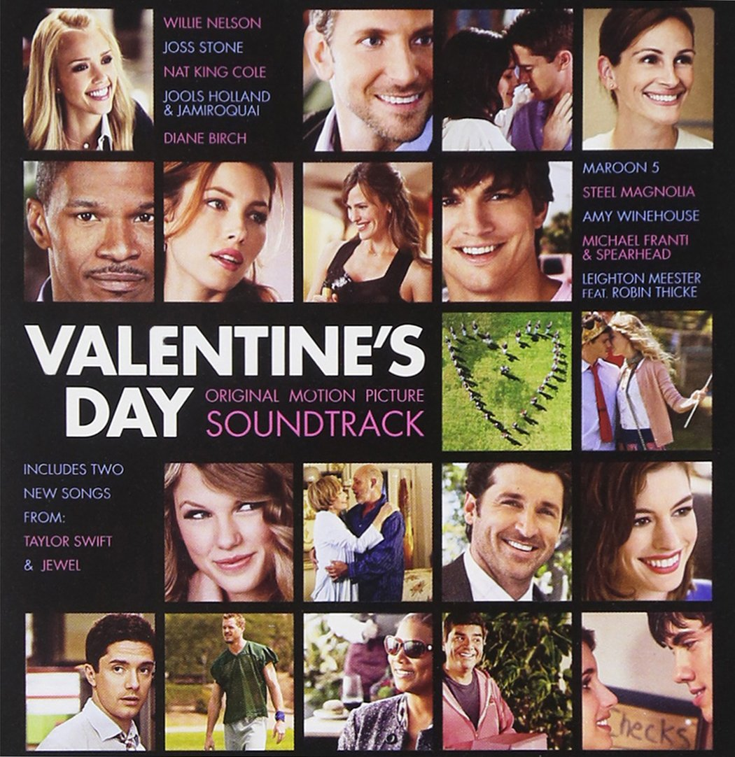Various Artists Valentines Day Original Motion Picture Soundtrack Enhanced Cd Amazon Com Music