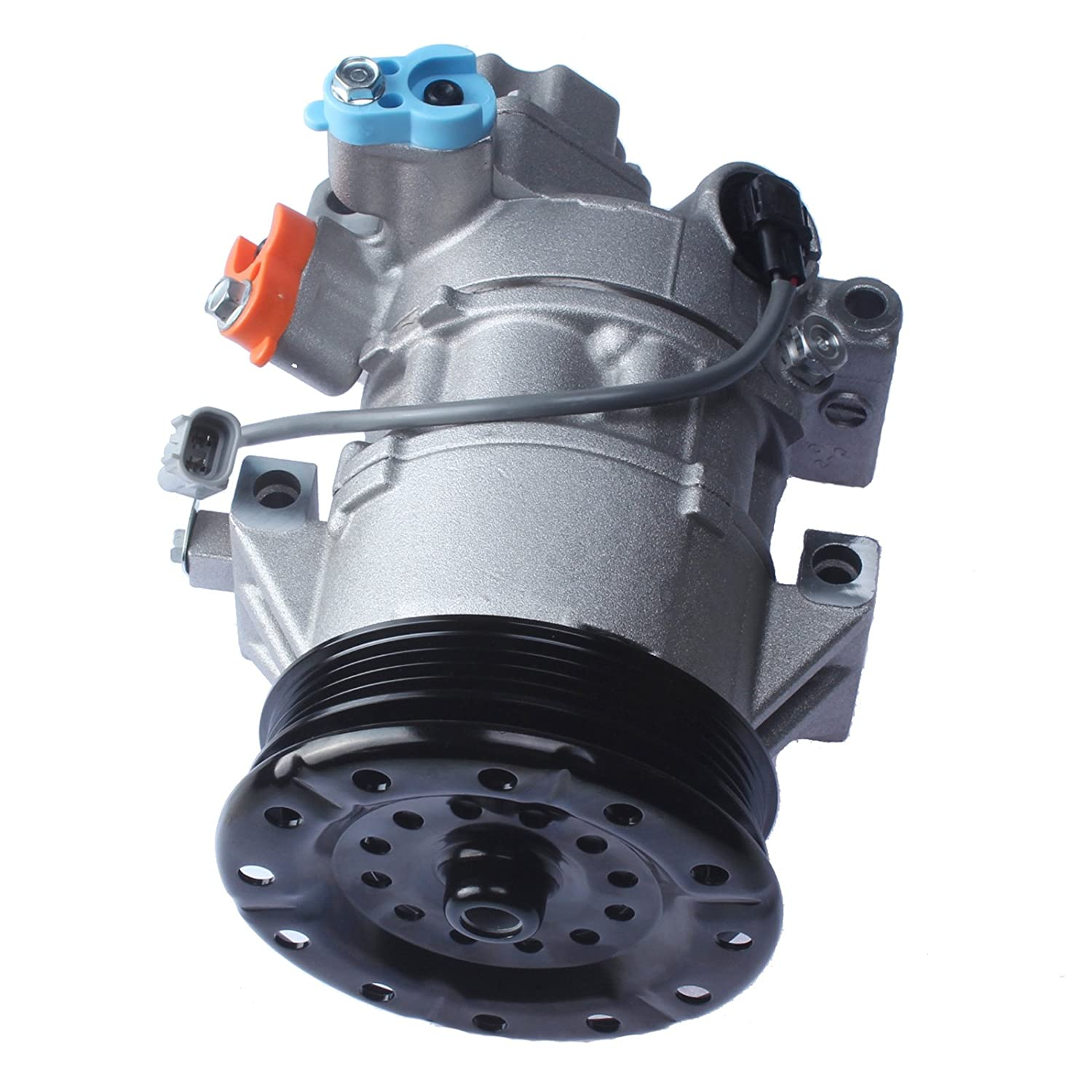 Amazon.com: Holdwell 4PK AC Compressor 88310-52550 88310-52492 for Toyota yaris 1.3 Denso 5SER09C: Automotive
