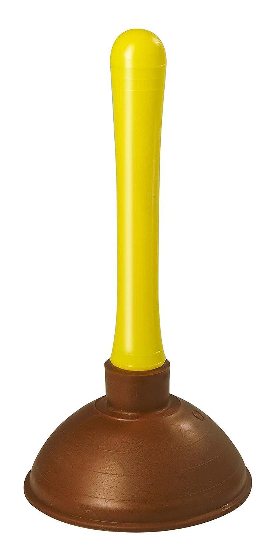 Déboucheur à Ventouse, Equipe D'une poignée en bois résistant, diamètre de 120 cm, Déboucheur à Ventouse parfait pour évier, Déboucheur à Ventouse pour la douche. Déboucheur &agra