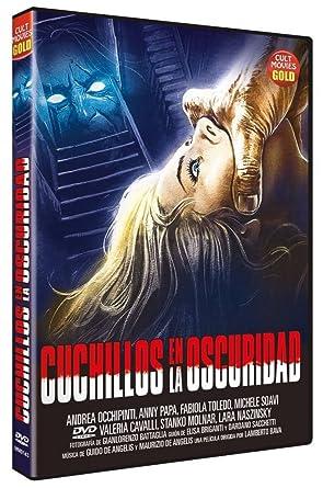 Cuchillos en la Oscuridad [DVD]: Amazon.es: Andrea ...